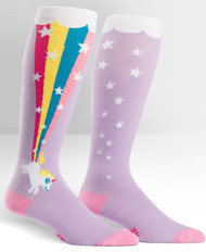 Rainbow Blast Knee Highs
