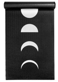☾ Moon Phases Yoga Mat