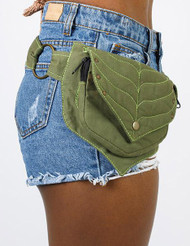 Leaf Hip Belt Bag