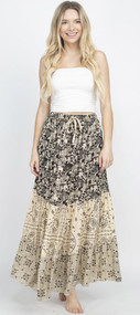 Elephant Three Tiered Skirt