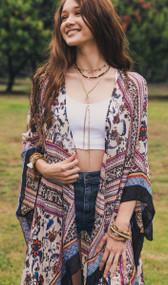 Gypsy Girl Kimono