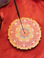 Mandala Incense Burner