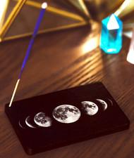 Moon Phase Incense Burner