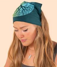 Tree of Life Bandana Headband