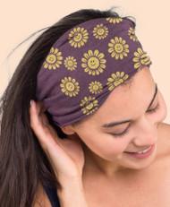 Tubular Headband: Happy Daisies