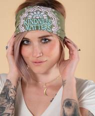 Tubular Headband: Kindness Matters