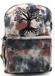 Tie Dye Tree of Life Backpack