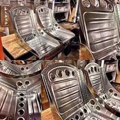 Bomber Seat  #6