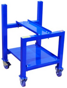 English Wheel Stand w/Locking Casters