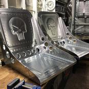Bomber Seat #11