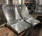 Bomber Seat # 13
