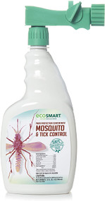 EcoSMART Mosquito and Tick Control, 32 oz. Hose End Sprayer Bottle