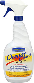 Orange Guard Water Based Indoor/Outdoor Home Pest Control - 32 oz Spray