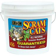 6 LB Scram for Cats Granular (Bucket