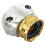 "5/8"" TO 3/4"" FEMALE ZINC HOSE COUPLING"