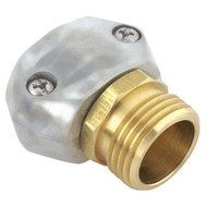 "5/8"" TO 3/4"" MALE ZINC HOSE COUPLING"