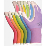 LFS Gloves (Large) NITRILE TOUCH® 3700 ASSORTED COLORS (12)