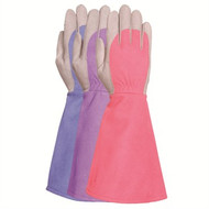 LFS Gloves (Large) Synthetic Rose Glove (3)