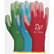 LFS Gloves 2602AC (Medium) ASSORTED REINFORCED FT/PU (12)