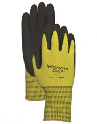 LFS Gloves (Medium) WONDER GRIP 310 WITH RUBBER (12)