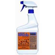 Repels-All Animal Repel. RTU Qt. (12)