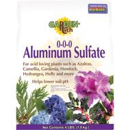 Aluminum Sulfate 4 Lb.