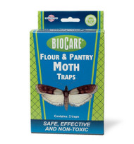 FLOUR & PANTRY MOTH TRAP (assembled) 2 Pack (12), Spring Star