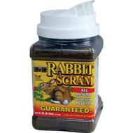 2.5 LB Rabbit Scram Shaker Canister