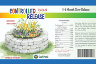 Carl Pool Controlled Release Fertilizer (13-13-13) 20 lb