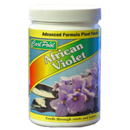 African Violet 11-40-20 (water soluble) 8 oz.