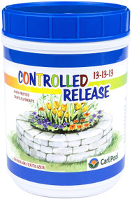 Carl Pool Controlled Release Fertilizer (13-13-13) 4 lb