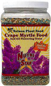 Crape Myrtle Food 10-15-9 Nutri Star 4 lb