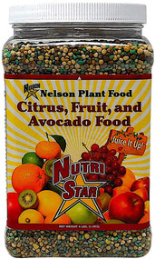 Citrus & Avocado Food 12-10-10 Nutri Star 4 lb