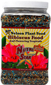 Hibiscus Food 10-4-12 Nutri Star 4 lb