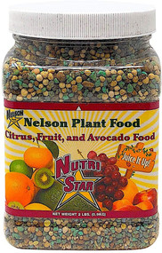 Citrus & Avocado Food 12-10-10 Nutri Star 2 lb