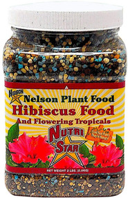 Hibiscus Food 10-4-12 Nutri Star 2 lb