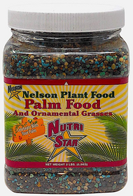 Palm Food 11-4-6 Nutri Star 2 lb