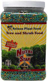 Tree & Shrub Food 21-6-8 Nutri Star 4 lb
