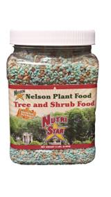Tree & Shrub Food 21-6-8 Nutri Star 2 lb