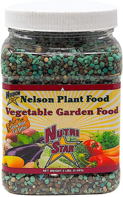 Vegetable Garden Food 12-14-11 Nutri Star 2 lb