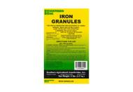 IRON GRANULES (30% IRON) 5 Lb.