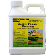 GARDEN FRIENDLY BIOLOGICAL FUNGICIDE (100% ORGANIC!) Pint