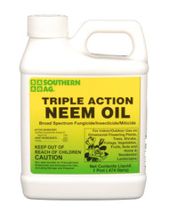 NEEM OIL - TRIPLE ACTION 16 OZ.