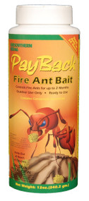 PAYBACK FIRE ANT BAIT 12 OZ.