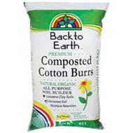 Composted Cotton Burr 2 cu ft