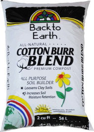 Cotton Burr Blend 2 cu ft