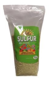 Elemental Sulfur 4 lb