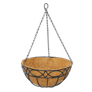 "12"" Hampton Hanging Basket"