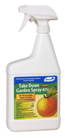 Take Down Garden Spray Qt.