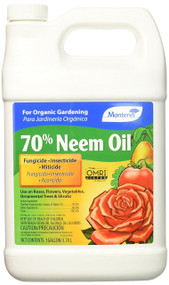 Neem Oil 70% Gallon